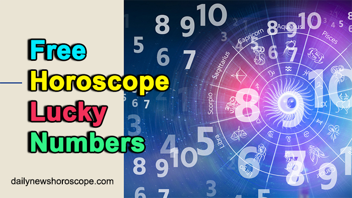 Free Horoscope Lucky Numbers